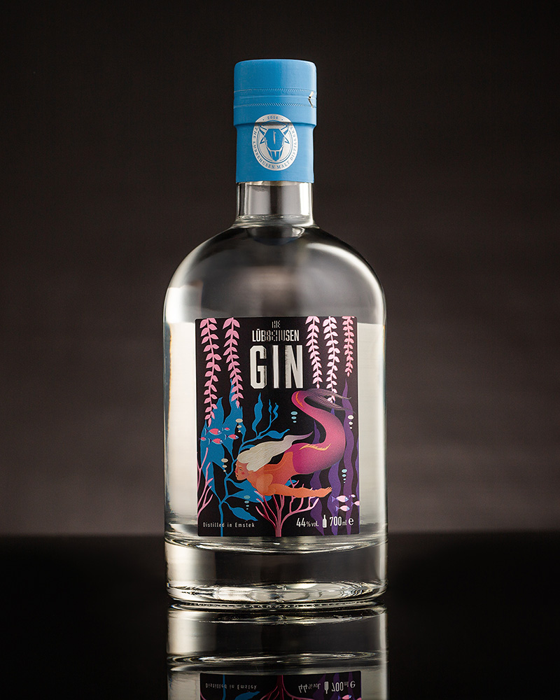 GIN - 100% handcrafted